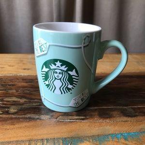 "Starbucks ""You're The Best"" Mug"